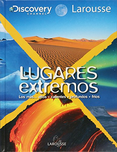 9786072101241: LUGARES EXTREMOS DISCOVERY CHANNEL LAROUSSE