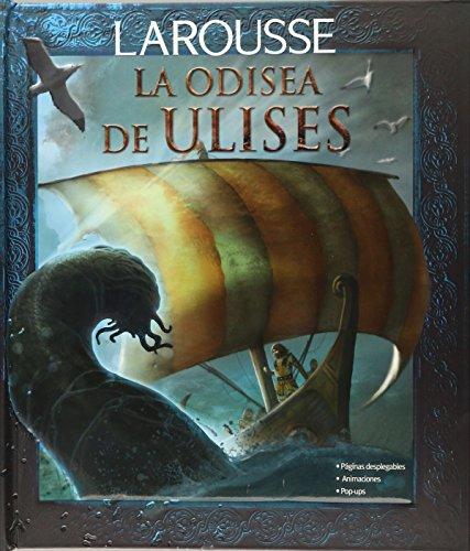 9786072102613: La Odisea de Ulises