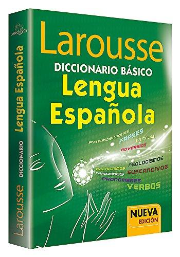Diccionario Basico Lengua Espanola (Spanish Edition): Larousse