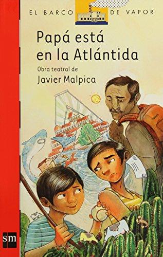 Papá está en la Atlántida (El Barco: Malpica, Javier