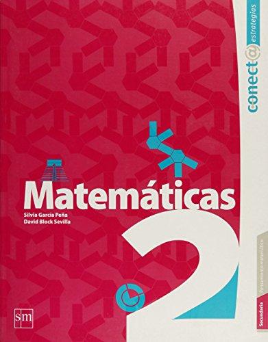 9786072406520: Matemáticas 2 Nva. Ed. Alumno Sec (Conecta Estrategias)
