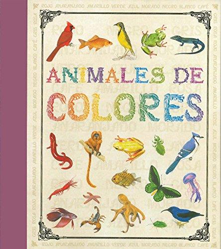 9786072415935: Animales De Colores