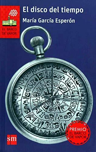 9786072421691: El disco del tiempo
