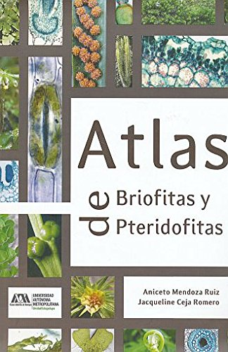 9786072802407: ATLAS DE BRIOFITAS Y PTERIDOFITAS