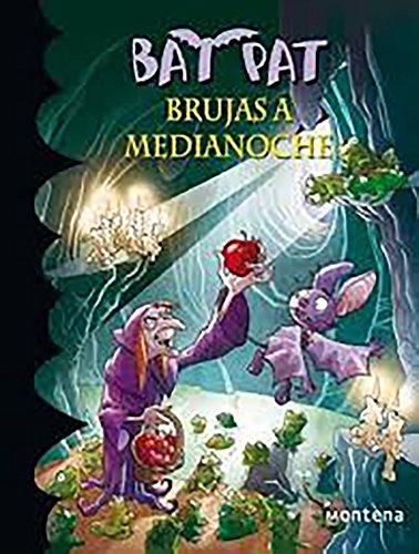 9786073101561: Bat Pat. Brujas a medianoche 2 (Spanish Edition)