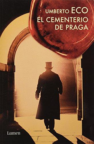 9786073102070: Cementerio de Praga, El (Spanish Edition)