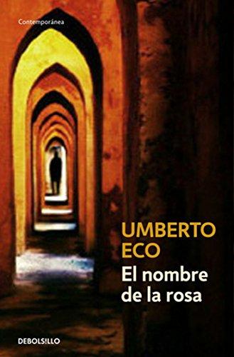 9786073103008: El nombre de la rosa (Spanish Edition)