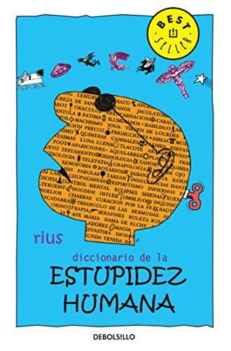 9786073104050: Diccionario de la estupidez humana / Dictionary of The Human Stupidity (Spanish Edition)