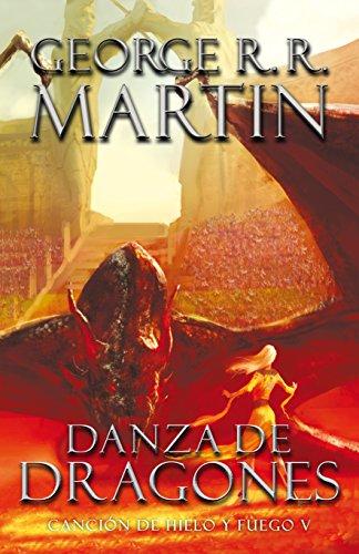 9786073110877: danza de dragones:cancion de hielo y fuego
