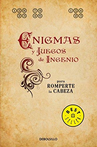ENIGMAS Y JUEGOS DE INGENIO (6073110995) by DEDOPULOS, TIM