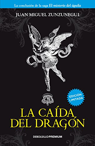 9786073112840: La caida del dragon (Spanish Edition)