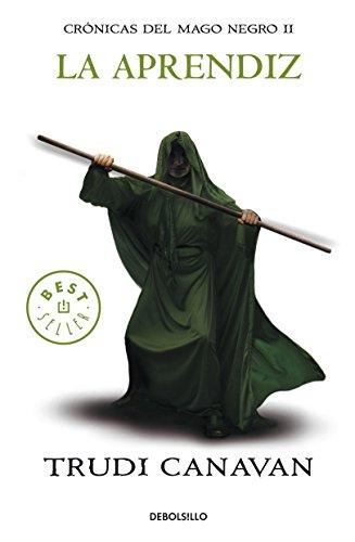9786073114189: La aprendiz / The Novice (Cronicas del mago negro)