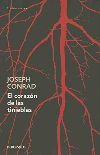 9786073114707: El Corazon de Las Tinieblas = Heart of Darkness (Contemporanea (Debolsillo))