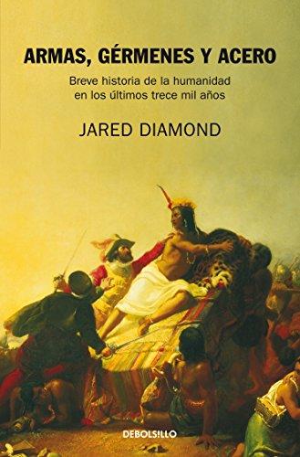 9786073115223: Armas, germenes y acero (Spanish Edition)