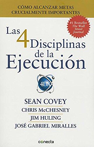 9786073117197: Las 4 Disciplinas de La Ejecucion