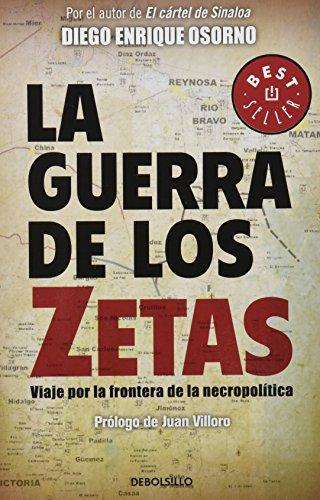 9786073122368: La Guerra De Los Zeta
