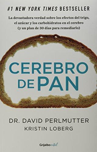 9786073122627: Cerebro de pan (Spanish Edition)