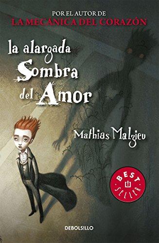 9786073127028: Alargada sombra del amor/Enlarged shadow of Love
