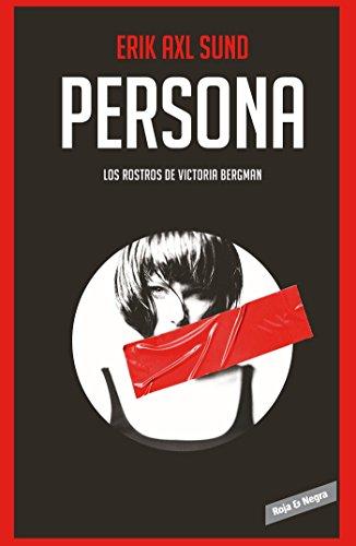 9786073128810: Persona (Los rostros de Victoria Bergman 1) (Spanish Edition)