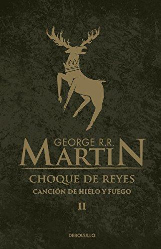 9786073128841: CHOQUE DE REYES / CANCION DE HIELO Y FUEGO LIBRO 2 / SAGA JUEGO DE TRONOS