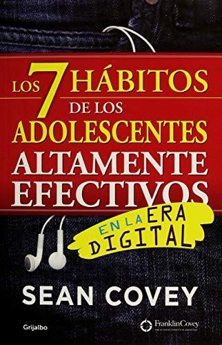 9786073130783: 7 HABITOS DE LOS ADOLESCENTES ALTAMENTE