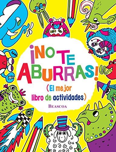 9786073131421: ¡NO TE ABURRAS! (EL MEJOR LIBRO DE ACTIV
