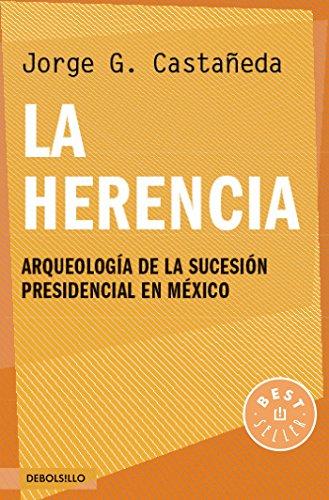 9786073132770: La herencia (Spanish Edition)