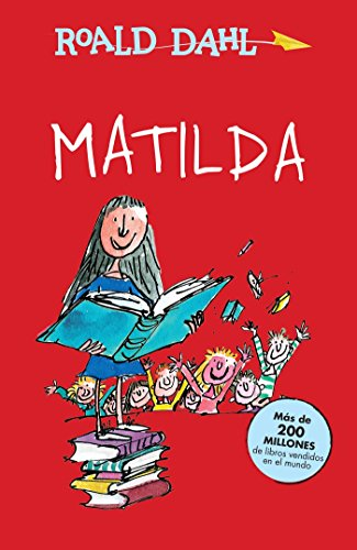 9786073136594: Matilda/ Matilda (Roald Dalh Colecction)