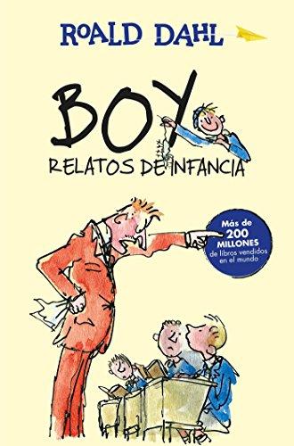 9786073141260: Boy. Relatos de infancia / Boy. Tales of Childhood (Alfaguara Clasicos) (Spanish Edition)