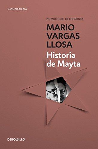 9786073141925: Historia de Mayta (Contemporanea) (Spanish Edition)