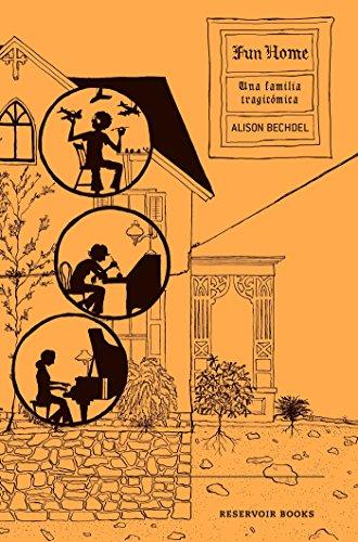 9786073142625: Fun Home: Una Familia Tragicomica