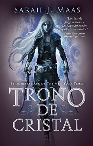 9786073143714: Trono de cristal / Throne of Glass (Spanish Edition)