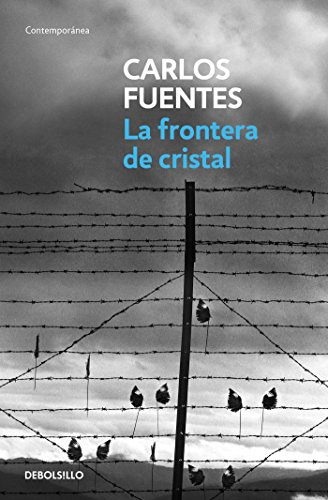 9786073144674: La frontera de cristal / The Crystal Frontier (Spanish Edition)