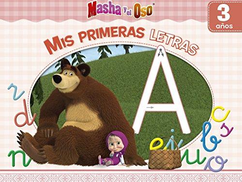 MASHA Y EL OSO. MIS PRIMERAS LETRAS: TELEVISA