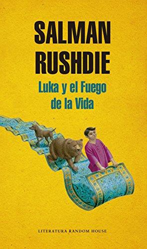 9786073154901: LUKA Y EL FUEGO DE LA VIDA