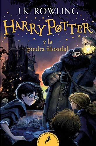 Imagen de archivo de Harry Potter y la piedra filosofal (Paperback) a la venta por The Book Depository