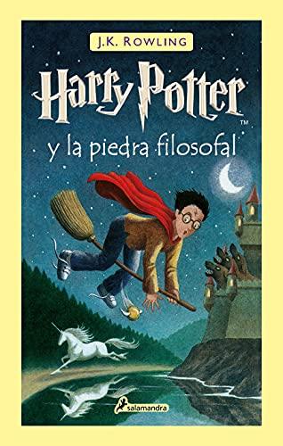 Imagen de archivo de Harry Potter y la piedra filosofal / Harry Potter and the Sorcerer's Stone (Hardback) a la venta por The Book Depository