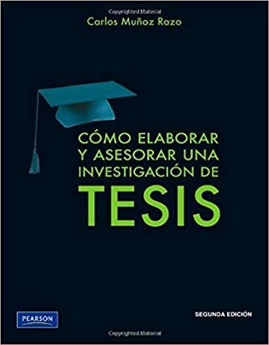 9786073204569: Cómo elaborar y asesorar una investigación de tesis (Spanish Edition)