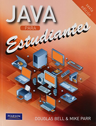 9786073205573: Java para Estudiantes, 6/ed.