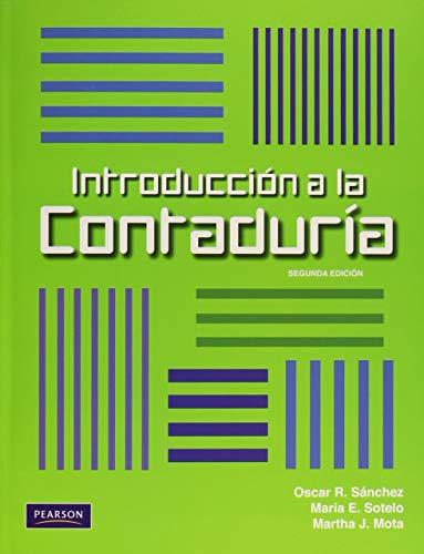 9786073205627: INTRODUCCION A LA CONTADURIA 2ED