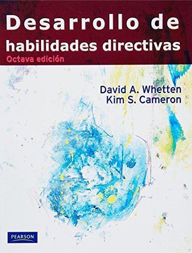 9786073205801: Desarrollo De Habilidades Directivas 8ª edition