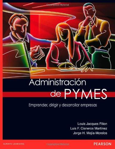 9786073206785: Administración de Pymes