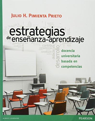 9786073207522: ESTRATEGIAS DE ENSE�ANZA-APRENDIZAJE