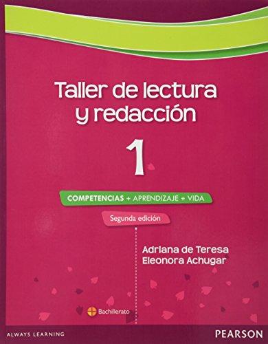 9786073207683: TALLER DE LECTURA Y REDACCION I