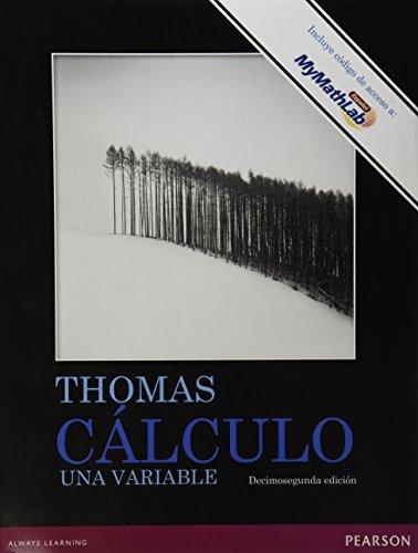 9786073208321: CALCULO DE UNA VARIABLE 12'ED