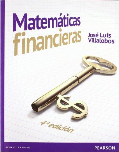 MATEMATICAS FINANCIERAS 4§VILLALOBOS: JOSE LUIS VILLALOBOS