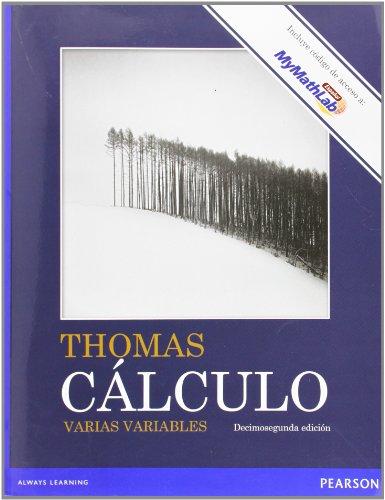 CALCULO VARIAS VARIABLES: THOMAS, GEORGE B./FINNEY,