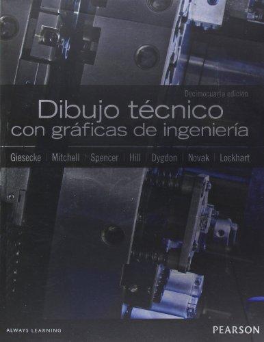 9786073213530: Dibujo Técnico Con Graficas De Ingeniería - 14ª Edición