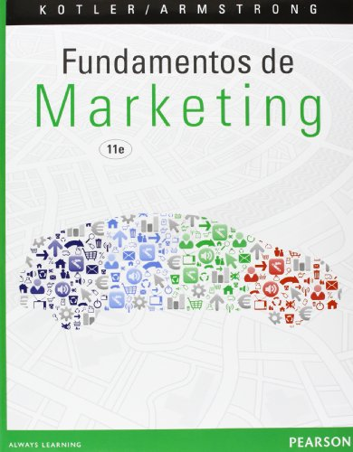 9786073217224: Fundamentos De Marketing (11th Edition) (Spanish Edition)