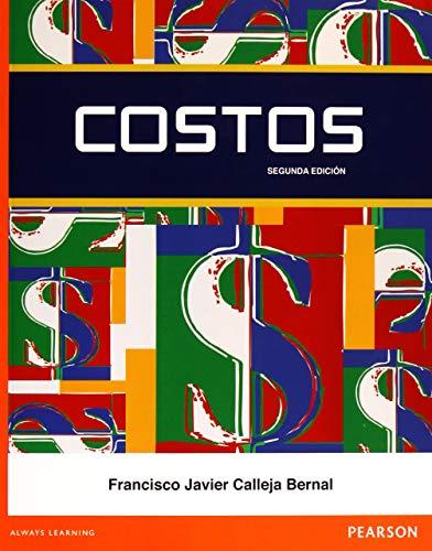 9786073218122: COSTOS